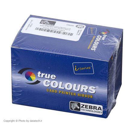 ریبون رنگی چاپگر کارت زبرا Zebra P330/P430