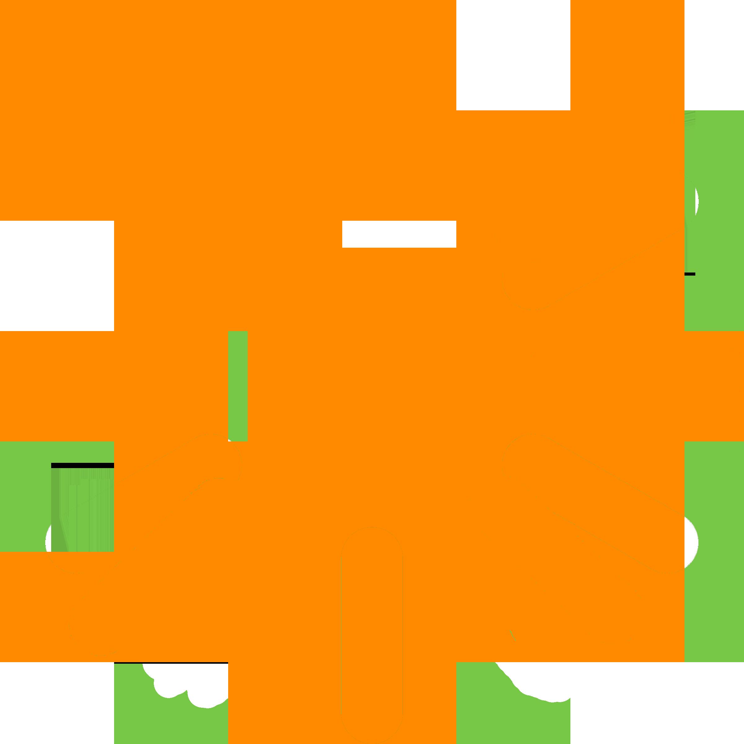 نشانگر نارنجی چشمکزن