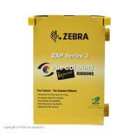 ریبون رنگی چاپگر کارت زبرا Zebra ZXP3