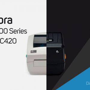 مقایسه چاپگر GC420 با سری ZD200