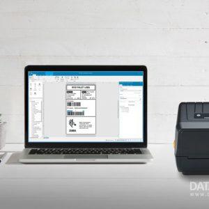 راهنمای چاپگر رومیزی برچسب Zebra ZD220t/ZD230t